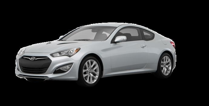 2016 Hyundai Genesis Coupe 3.8 Premium | Photo 6 | Santiago Silver