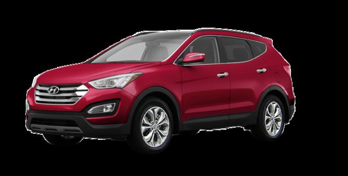 2016 Hyundai Santa Fe Sport 2.0T LIMITED | Photo 6 | Serrano Red