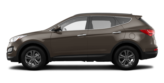 2016 Hyundai Santa Fe Sport 2.0T PREMIUM | Photo 4 | Titanium Silver