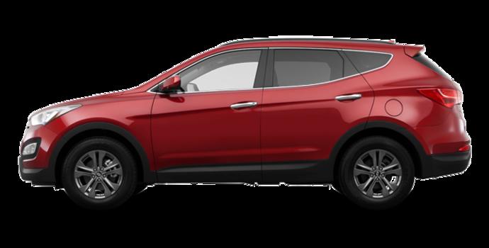 2016 Hyundai Santa Fe Sport 2.0T PREMIUM | Photo 4 | Serrano Red