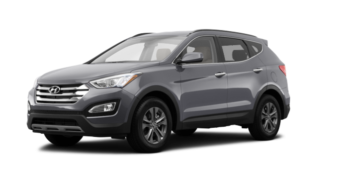 2016 Hyundai Santa Fe Sport 2.0T PREMIUM | Photo 6 | Sparkling Silver