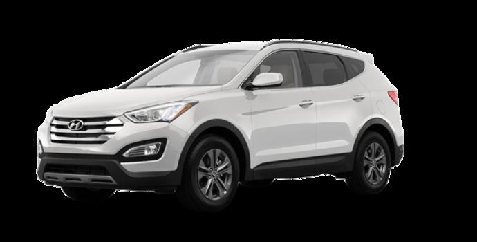 2016 Hyundai Santa Fe Sport 2.4 L PREMIUM | Photo 6 | Frost White Pearl