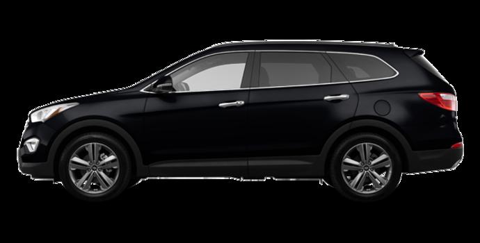 2016 Hyundai Santa Fe XL LIMITED | Photo 4 | Becketts Black