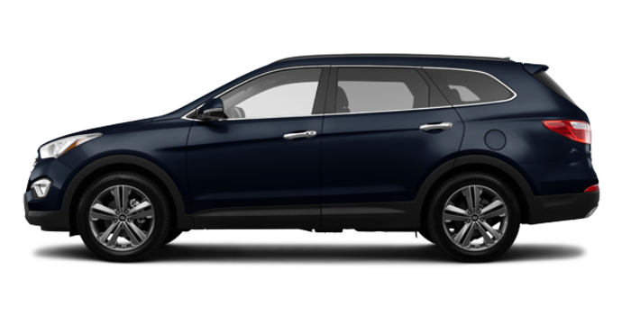 2016 Hyundai Santa Fe XL LIMITED | Photo 4 | Night Sky Pearl
