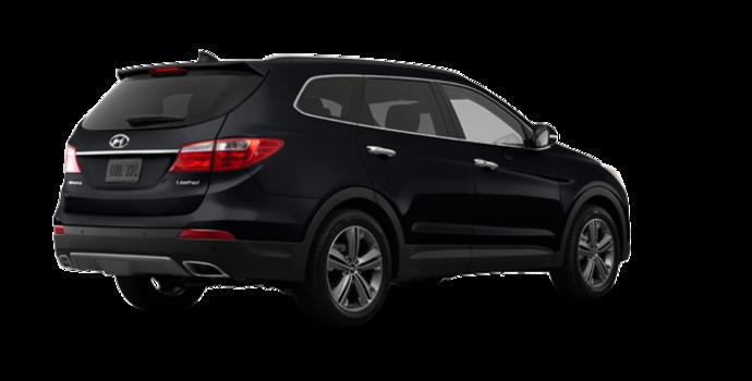 2016 Hyundai Santa Fe XL LIMITED | Photo 5 | Becketts Black