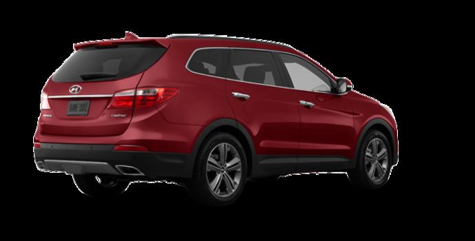 2016 Hyundai Santa Fe XL LIMITED | Photo 5 | Regal Red Pearl