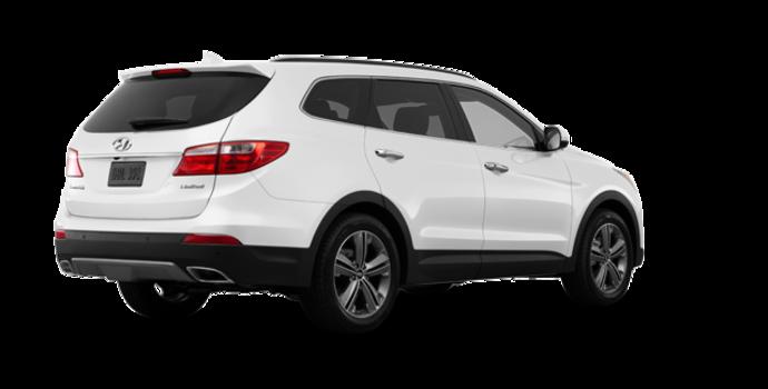 2016 Hyundai Santa Fe XL LIMITED | Photo 5 | Monaco White