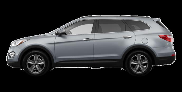 2016 Hyundai Santa Fe XL LUXURY | Photo 4 | Circuit Silver
