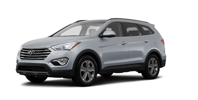 2016 Hyundai Santa Fe XL LUXURY | Photo 6 | Circuit Silver