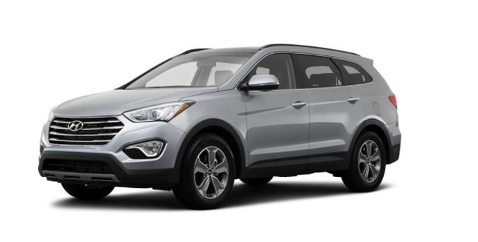 2016 Hyundai Santa Fe XL LUXURY | Photo 6 | Iron Frost
