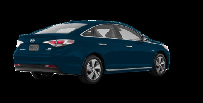 2016 Hyundai Sonata Plug-in Hybrid ULTIMATE   Photo 5   Night Sky Blue