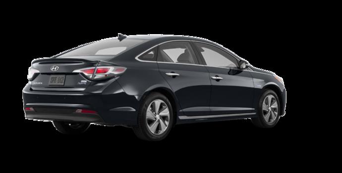 2016 Hyundai Sonata Plug-in Hybrid ULTIMATE   Photo 5   Phantom Black