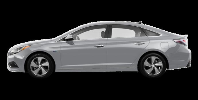 2016 Hyundai Sonata Hybrid ULTIMATE | Photo 4 | Platinum Silver