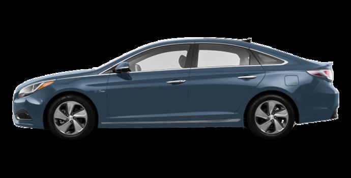 2016 Hyundai Sonata Hybrid ULTIMATE | Photo 4 | Graphite Blue