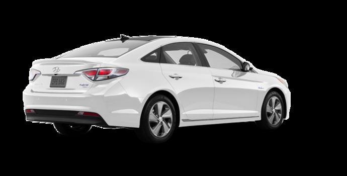 2016 Hyundai Sonata Hybrid ULTIMATE | Photo 5 | Ice White