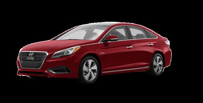 2016 Hyundai Sonata Hybrid ULTIMATE | Photo 6 | Venetian Red