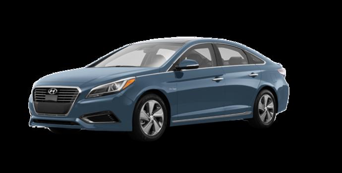 2016 Hyundai Sonata Hybrid ULTIMATE | Photo 6 | Graphite Blue