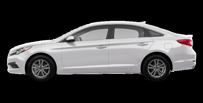 2016 Hyundai Sonata GL | Photo 4 | Ice White