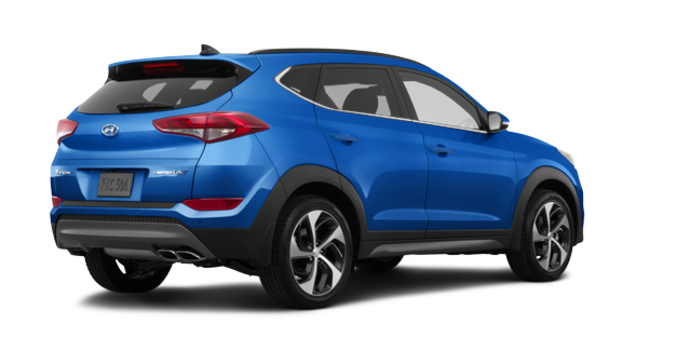 2016 Hyundai Tucson LIMITED | Photo 5 | Caribbean Blue