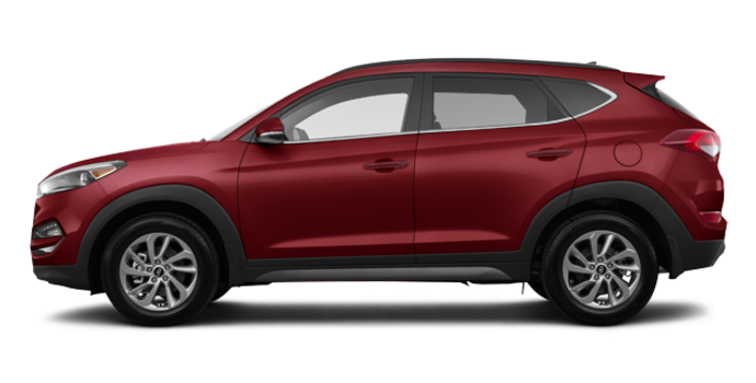 2016 Hyundai Tucson LUXURY | Photo 4 | Ruby Wine