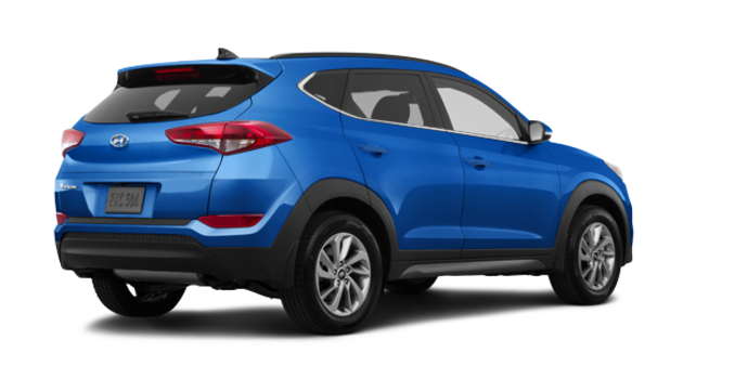 2016 Hyundai Tucson LUXURY | Photo 5 | Caribbean Blue