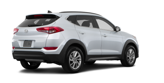 2016 Hyundai Tucson LUXURY | Photo 5 | Chromium Silver