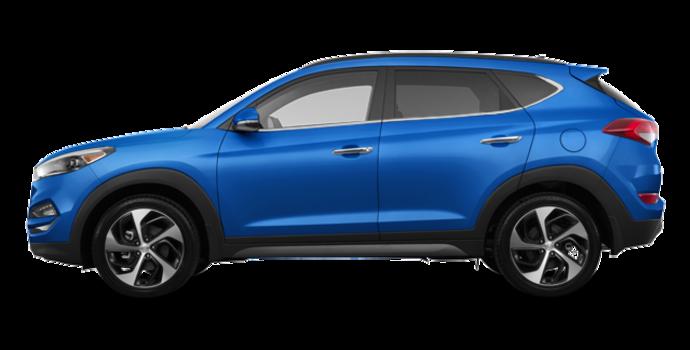2016 Hyundai Tucson ULTIMATE | Photo 4 | Caribbean Blue