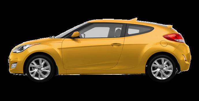 2016 Hyundai Veloster | Photo 4 | Sunflower Yellow