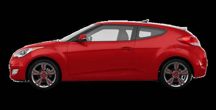 2016 Hyundai Veloster TECH | Photo 4 | Boston Red