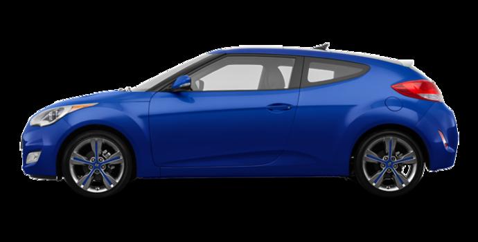 2016 Hyundai Veloster TECH | Photo 4 | Pacific Blue