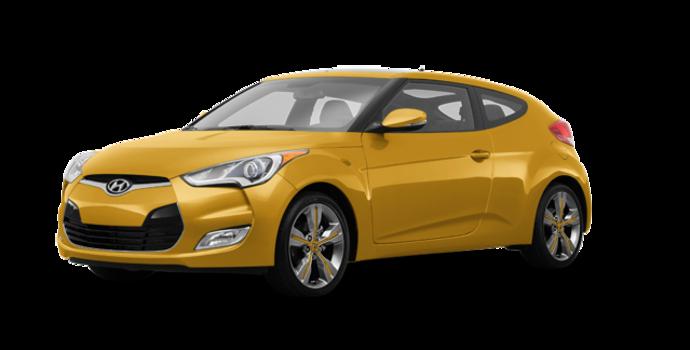 2016 Hyundai Veloster TECH | Photo 6 | Sunflower Yellow