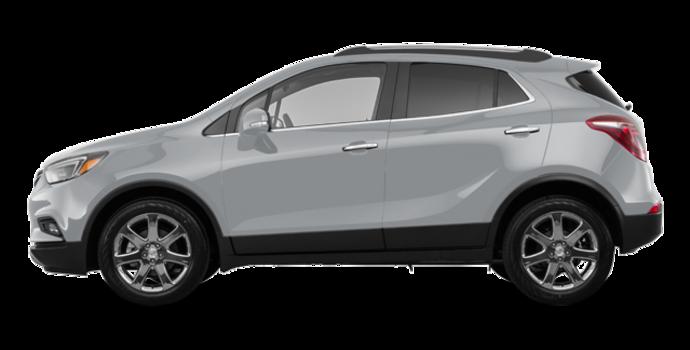 2017 Buick Encore ESSENCE   Photo 4   Quicksilver Metallic