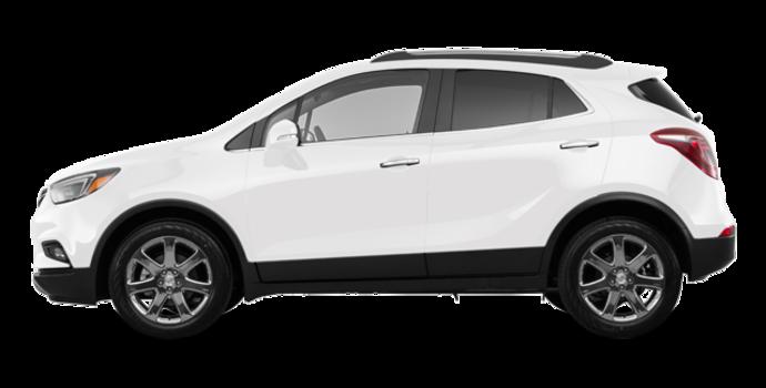 2017 Buick Encore ESSENCE   Photo 4   Summit White
