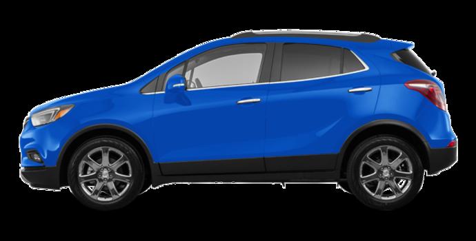 2017 Buick Encore ESSENCE   Photo 4   Coastal Blue Metallic