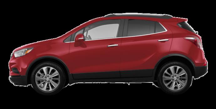 2017 Buick Encore PREFERRED | Photo 4 | Winterberry Red Metallic