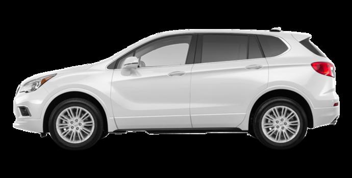 2017 Buick Envision Preferred | Photo 4 | Summit White
