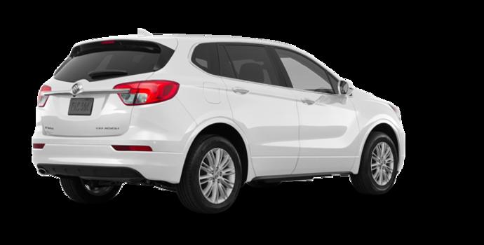 2017 Buick Envision Preferred | Photo 5 | Summit White