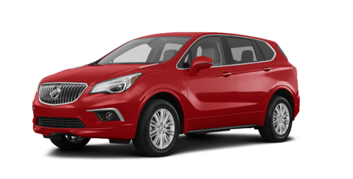 2017 Buick Envision Preferred | Photo 6 | Chili Red Metallic