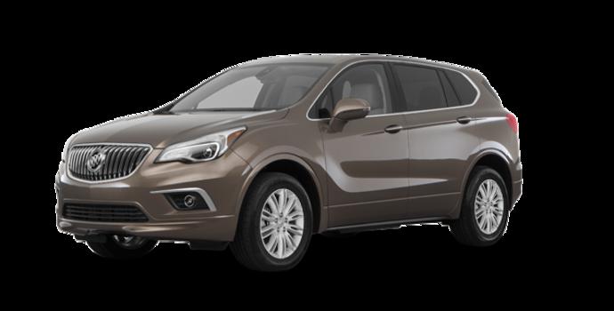 2017 Buick Envision Preferred | Photo 6 | Bronze Alloy Metallic