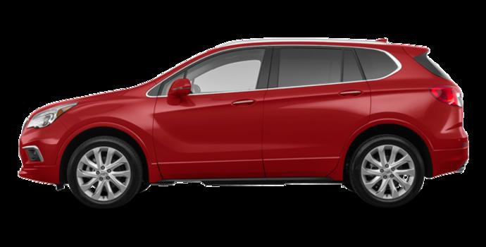 2017 Buick Envision Premium I | Photo 4 | Chili Red Metallic