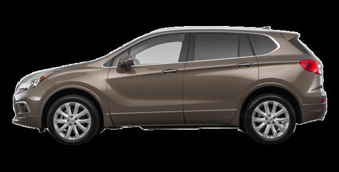 2017 Buick Envision Premium I | Photo 4 | Bronze Alloy Metallic