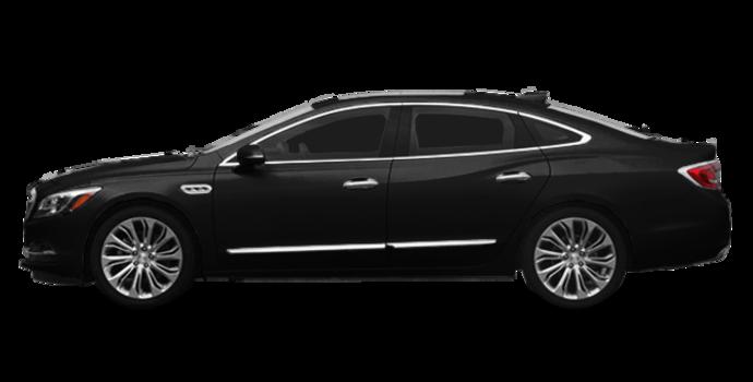 2017 Buick LaCrosse PREFERRED | Photo 4 | Black Onyx