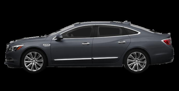 2017 Buick LaCrosse PREMIUM | Photo 4 | Graphite Grey Metallic