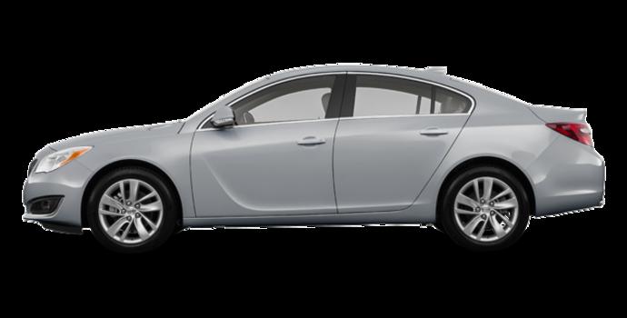 2017 Buick Regal Sportback BASE | Photo 4 | Quicksilver Metallic