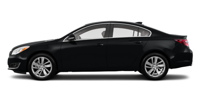 2017 Buick Regal PREMIUM II | Photo 4 | Black Onyx