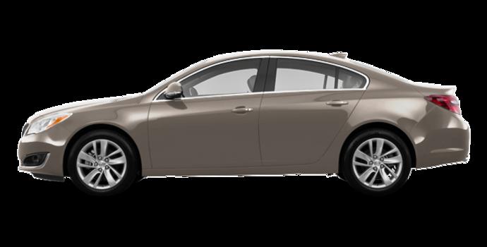 2017 Buick Regal PREMIUM II | Photo 4 | Pepperdust Metallic
