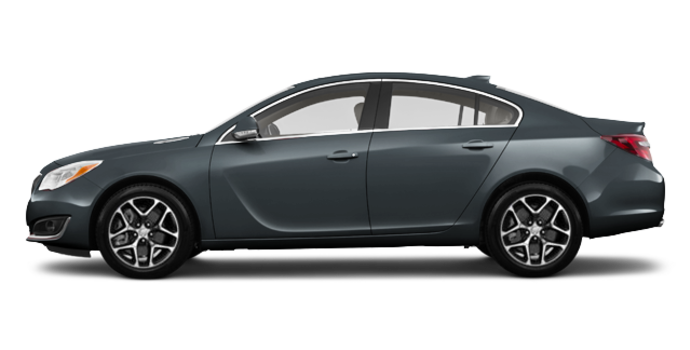 2017 Buick Regal Sportback SPORT TOURING | Photo 4 | Graphite Grey Metallic