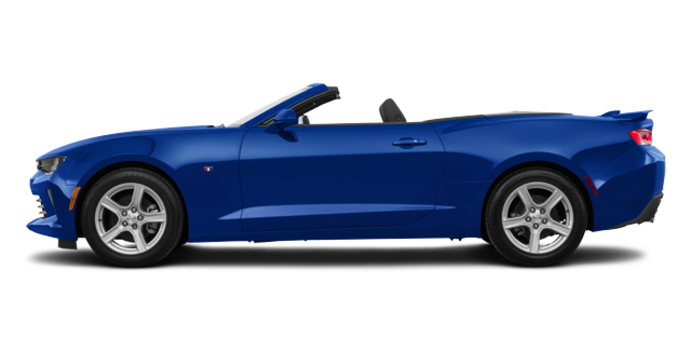 2017 Chevrolet Camaro convertible 1LS | Photo 4 | Hyper Blue Metallic