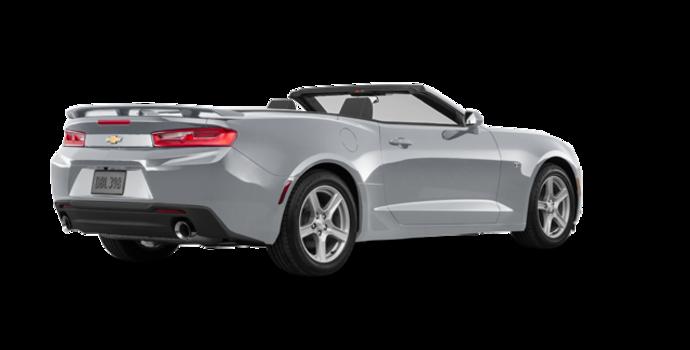 2017 Chevrolet Camaro convertible 1LS | Photo 5 | Silver Ice Metallic
