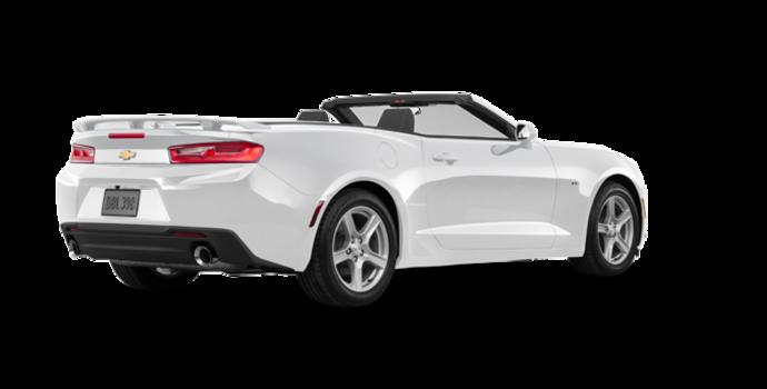 2017 Chevrolet Camaro convertible 1LS | Photo 5 | Summit White